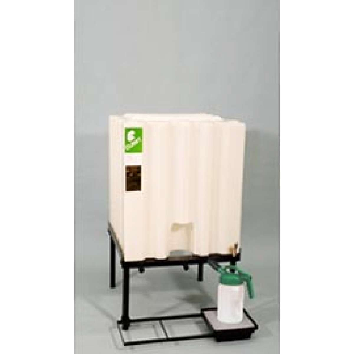 1 X 120 Gallon (460 L) Poly Container System