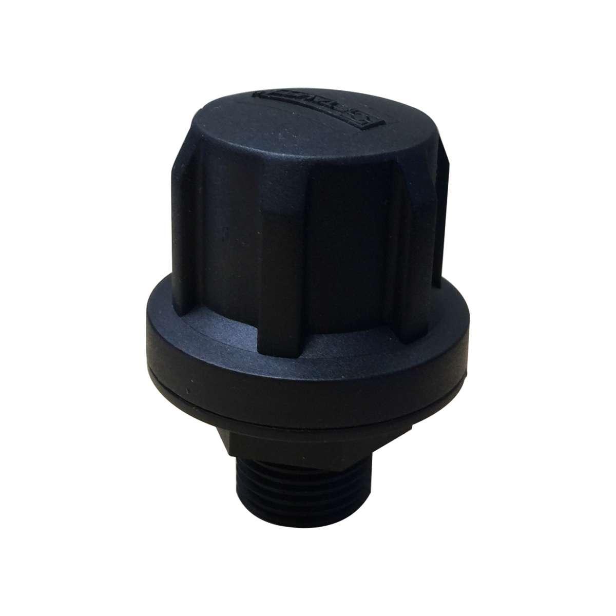 "10 micron plastic air breather (1/2"" NPT)"