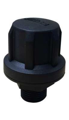 10 micron plastic air breather (1/2&#34 NPT)