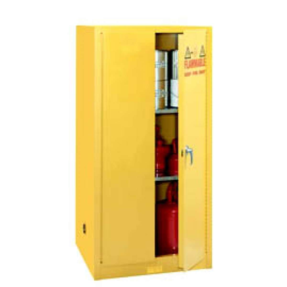 Energy Safe - Safety Cabinet (60G) - Manual 2-Door