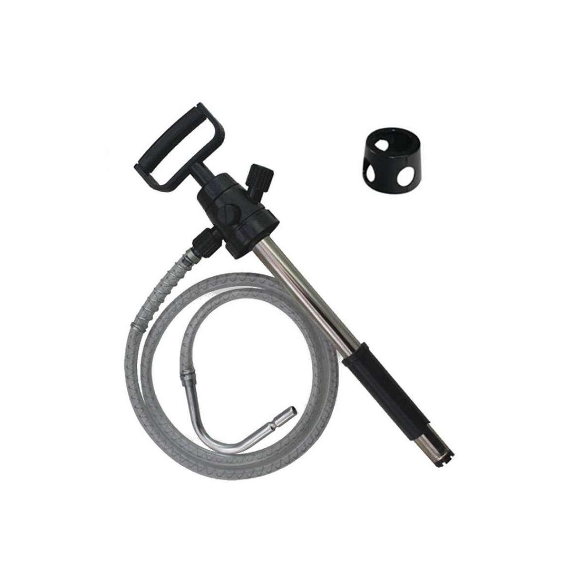 Premium Pump - OIL SAFE - Black