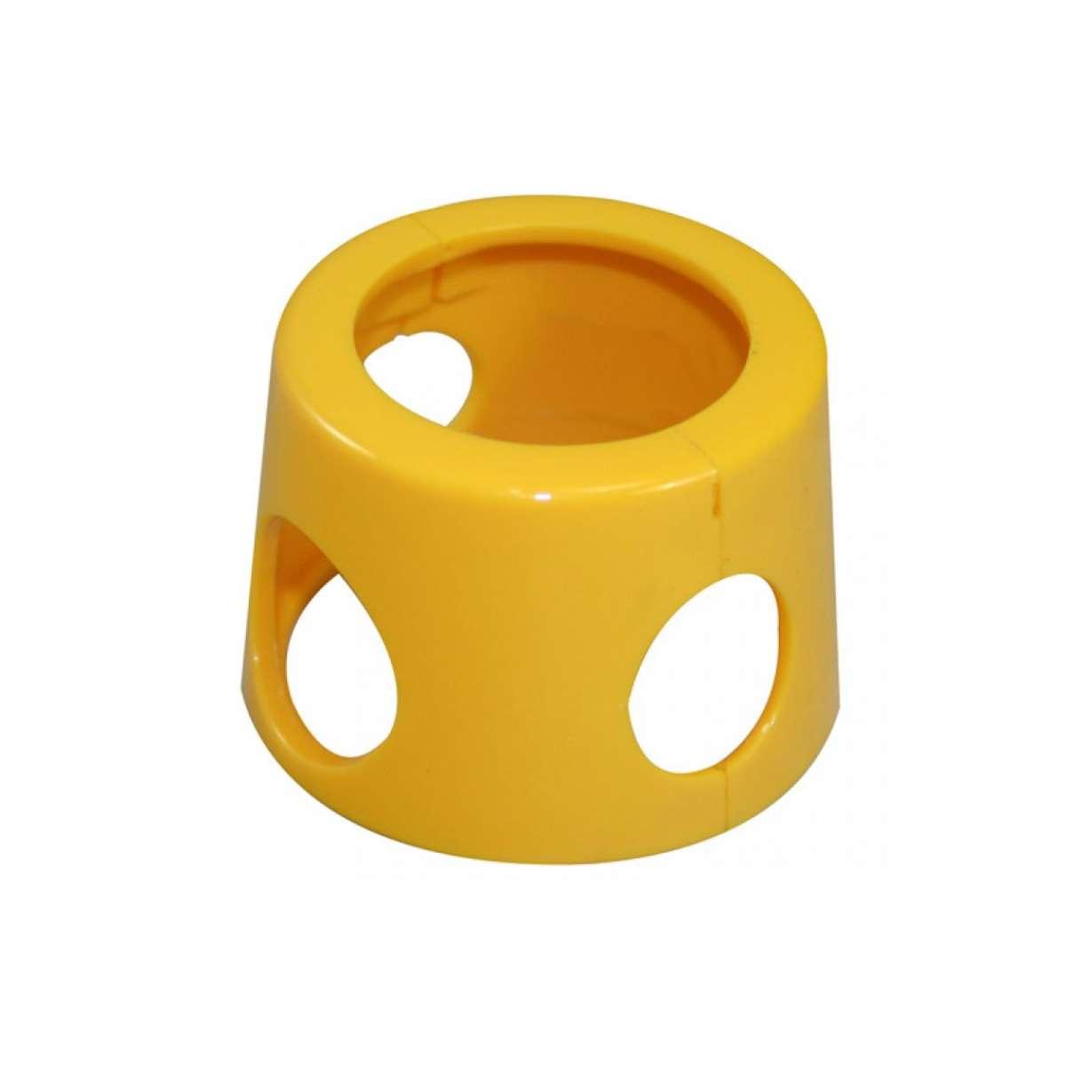 Pump Body Collar (Yellow)