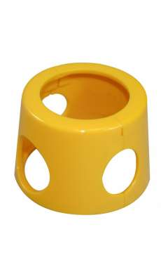 Pump Body Collar (Yellow)