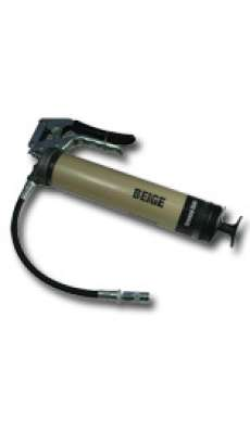 Heavy Duty Pistol Grip Grease Gun - Beige