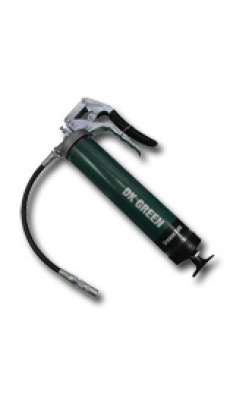 Heavy Duty Pistol Grip Grease Gun - Dark Green