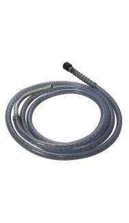 Pump Hose - 10 ft - with Hook Outlet