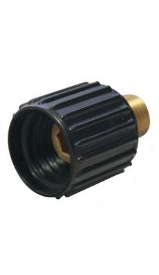"1/4"" NPT Male Premium Pump Adaptor Fitting with O-ring"