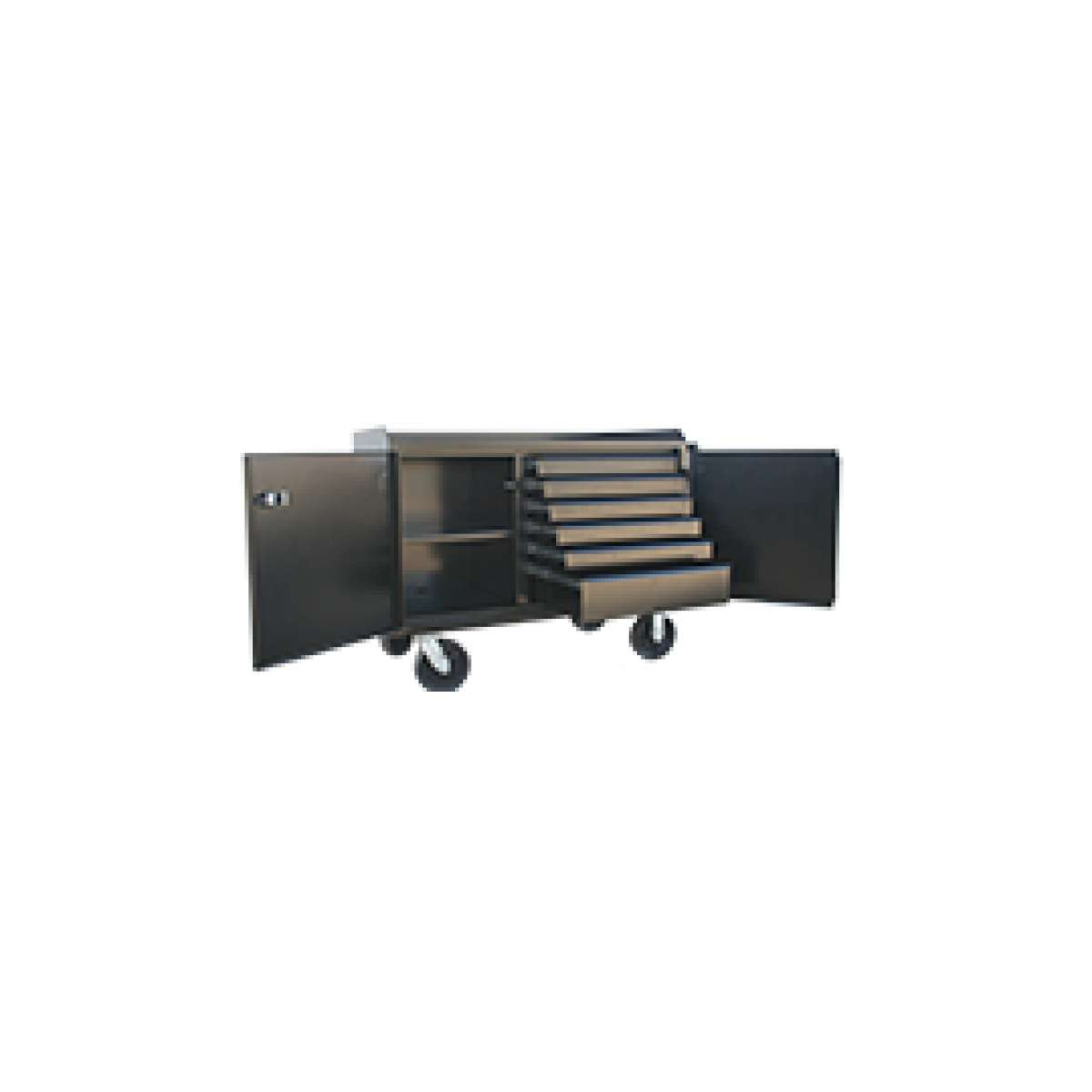 Heavy Duty Mobile Work Center - with drawers