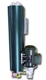 RMF Filtration System - Tall Single Canister System