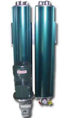 RMF Filtration System - Tall Double Canister System