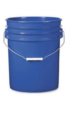 5 Gallon Pail - Blue