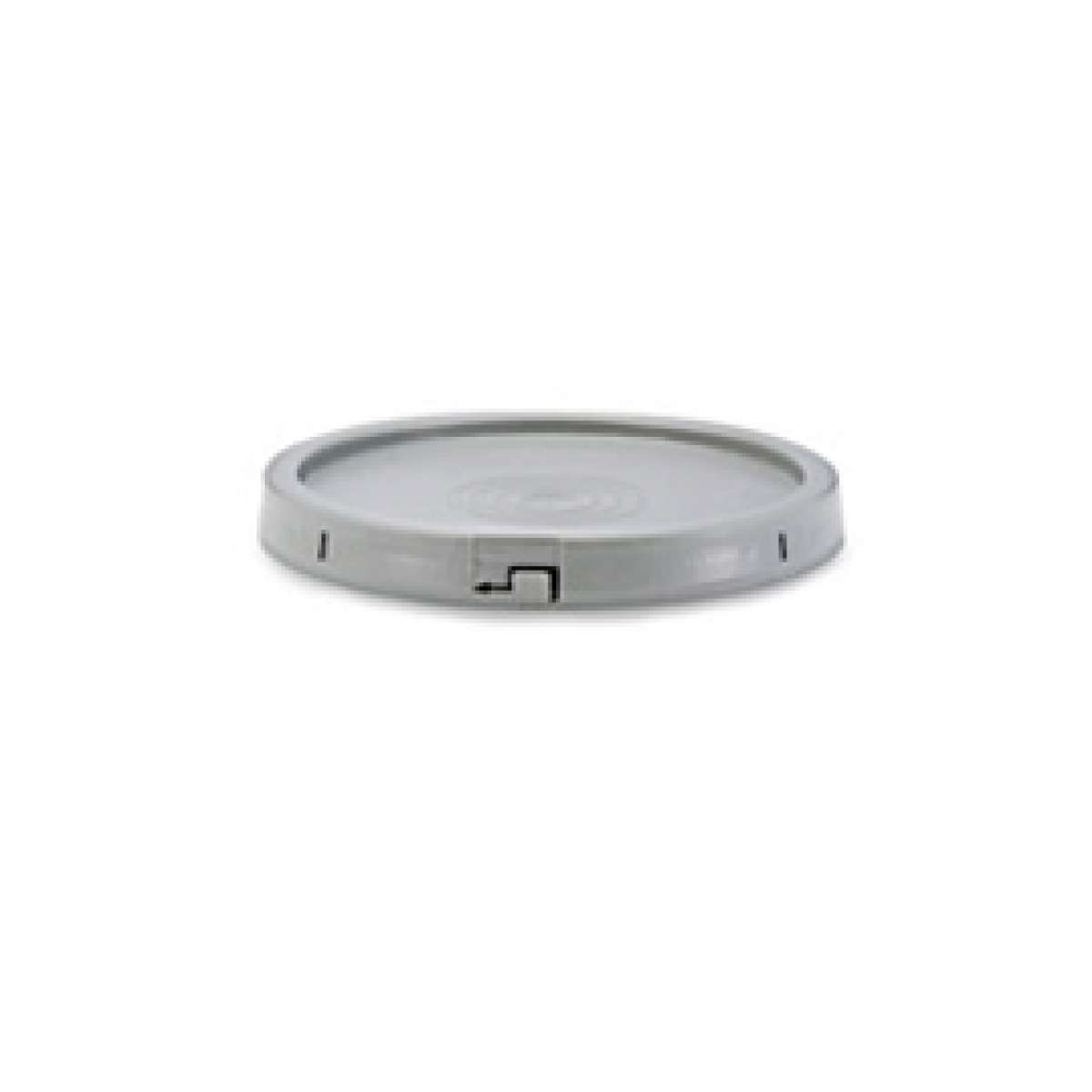Lid for 5 Gallon Pail - Gray
