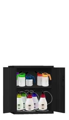 Lubrigard Storage Cabinet (Medium) Black