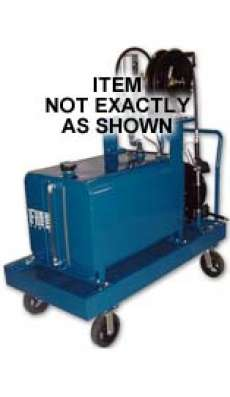 Portable Fluid Cart