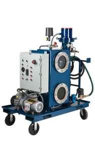 15 GPM VAC Dehydration System