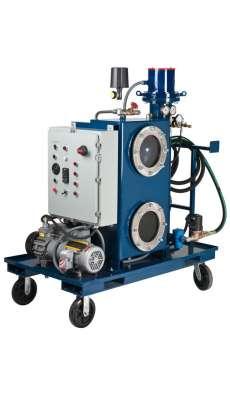 5 GPM VAC Dehydration System