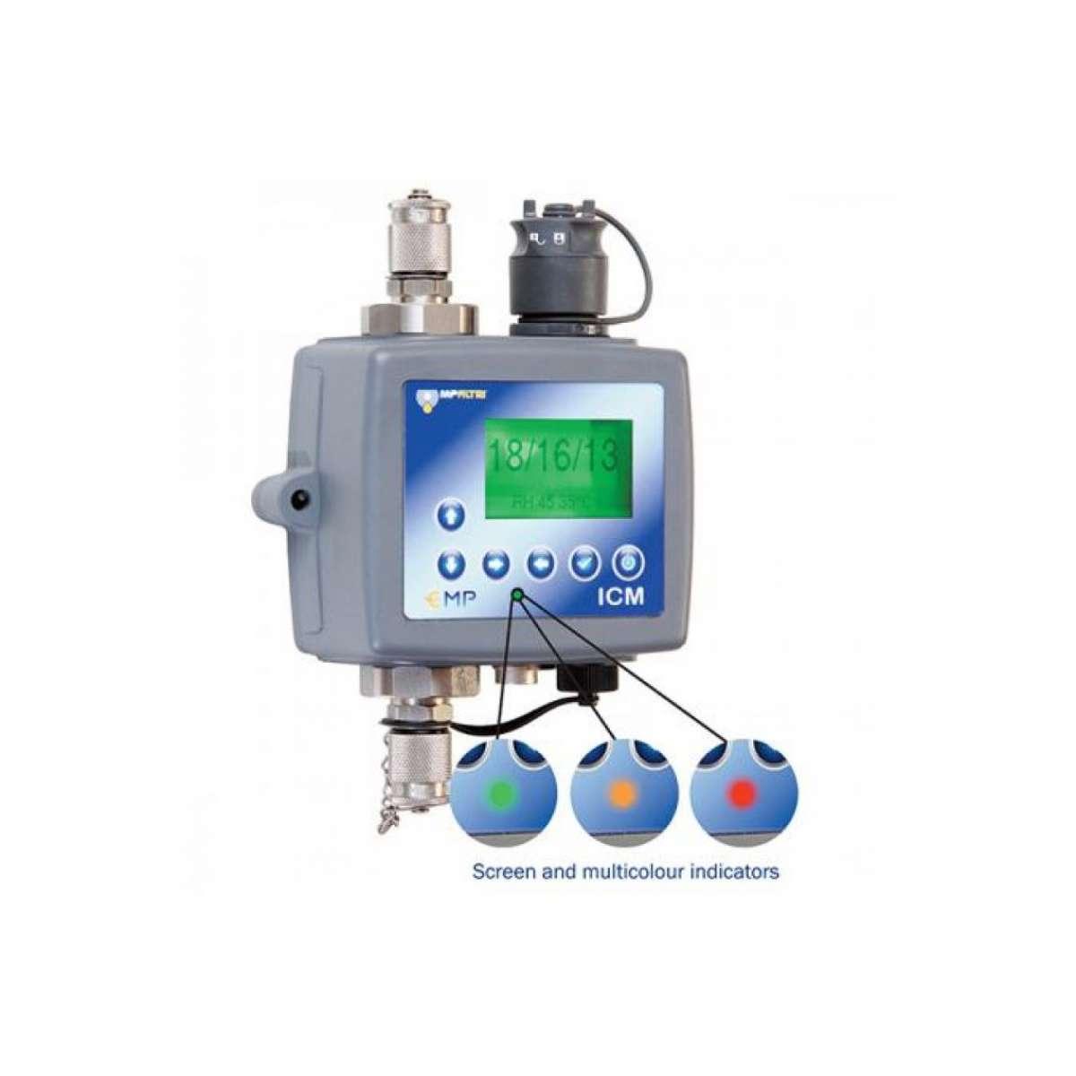 ICM In-line Contamination Monitor