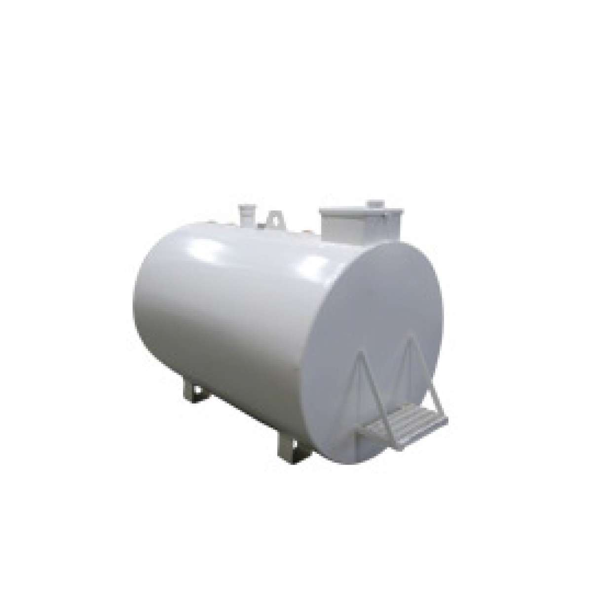 2200 L aboveground used oil storage tank