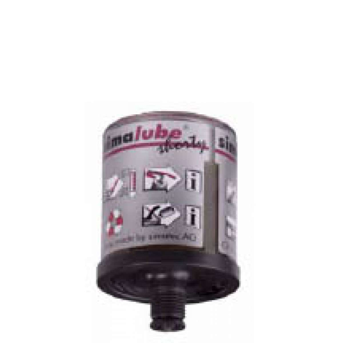 Single-Point Lubricator with high temperature grease