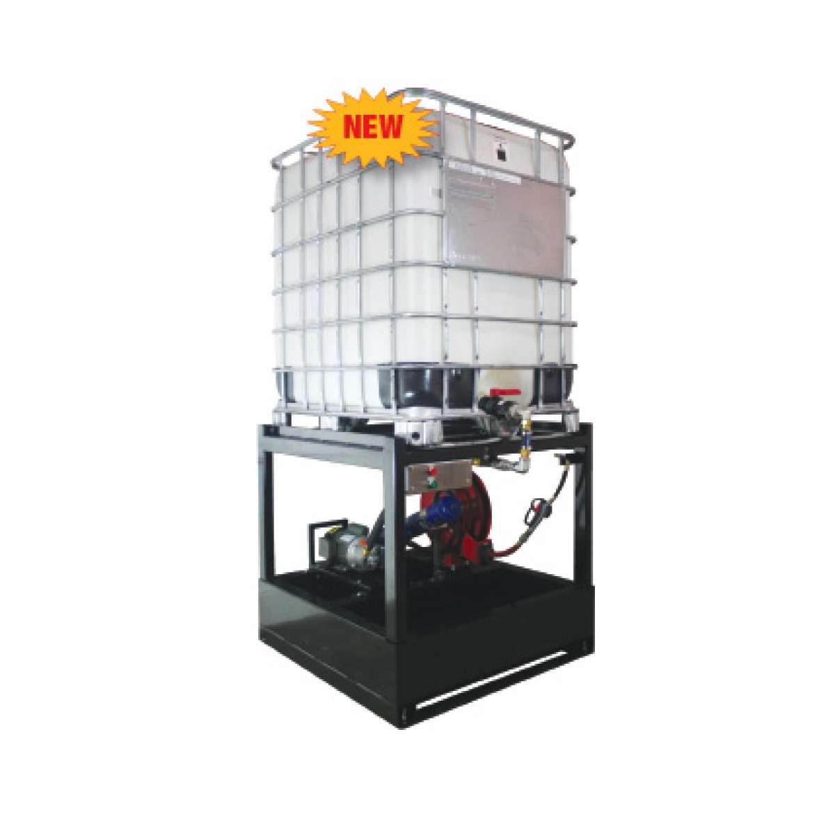 Tote Dispensing Rack - 110V