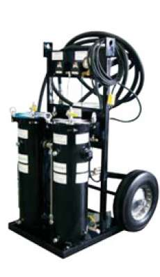 TC 3 GPM 0.75 hp, 115V 60hz  Filtration Cart