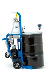 2 GPM Dual Stage Drum Handling/Filtration Cart
