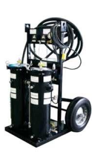 TC 3 GPM 0.75 hp, 230V 60hz  Filtration Cart