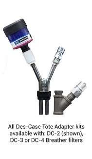 Des-Case Custom Tote Adapter - Blue