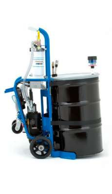 5 GPM Dual Stage Drum Handling/Filtration Cart