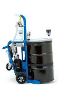 8 GPM Drum Handling/Filtration Cart