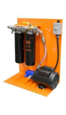 D Series Panel Unit - Gear Oil