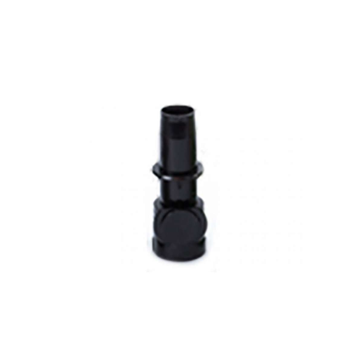 """IsoLink 5"""" Rigid Spout with 1"""" Tip - Black"""