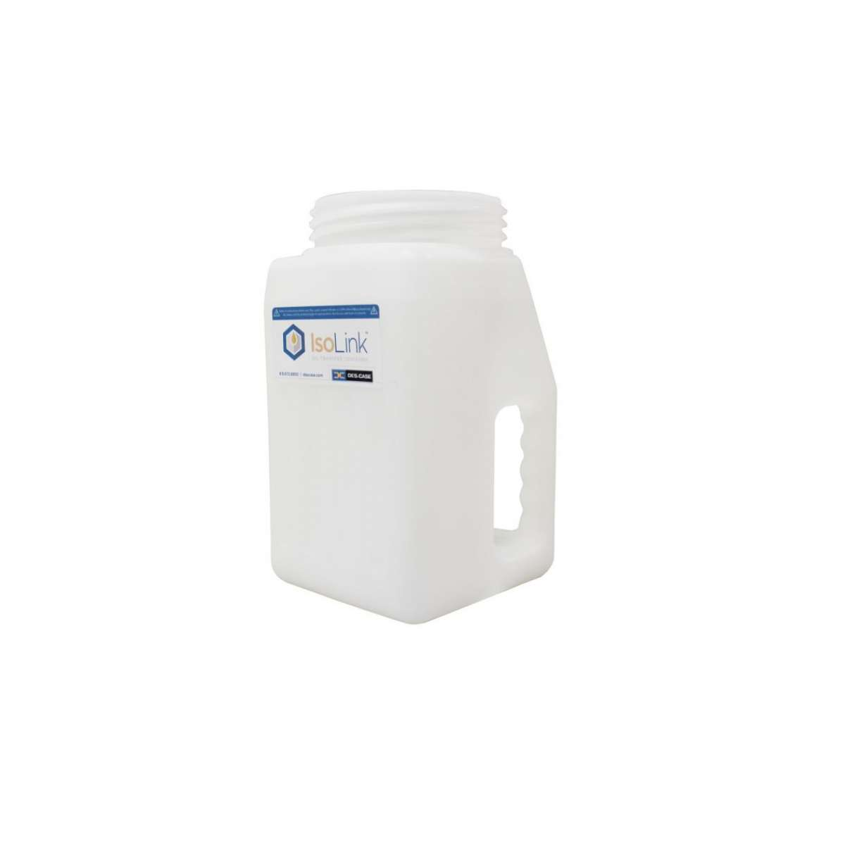 IsoLink 4 Litre (1 Gallon) Container