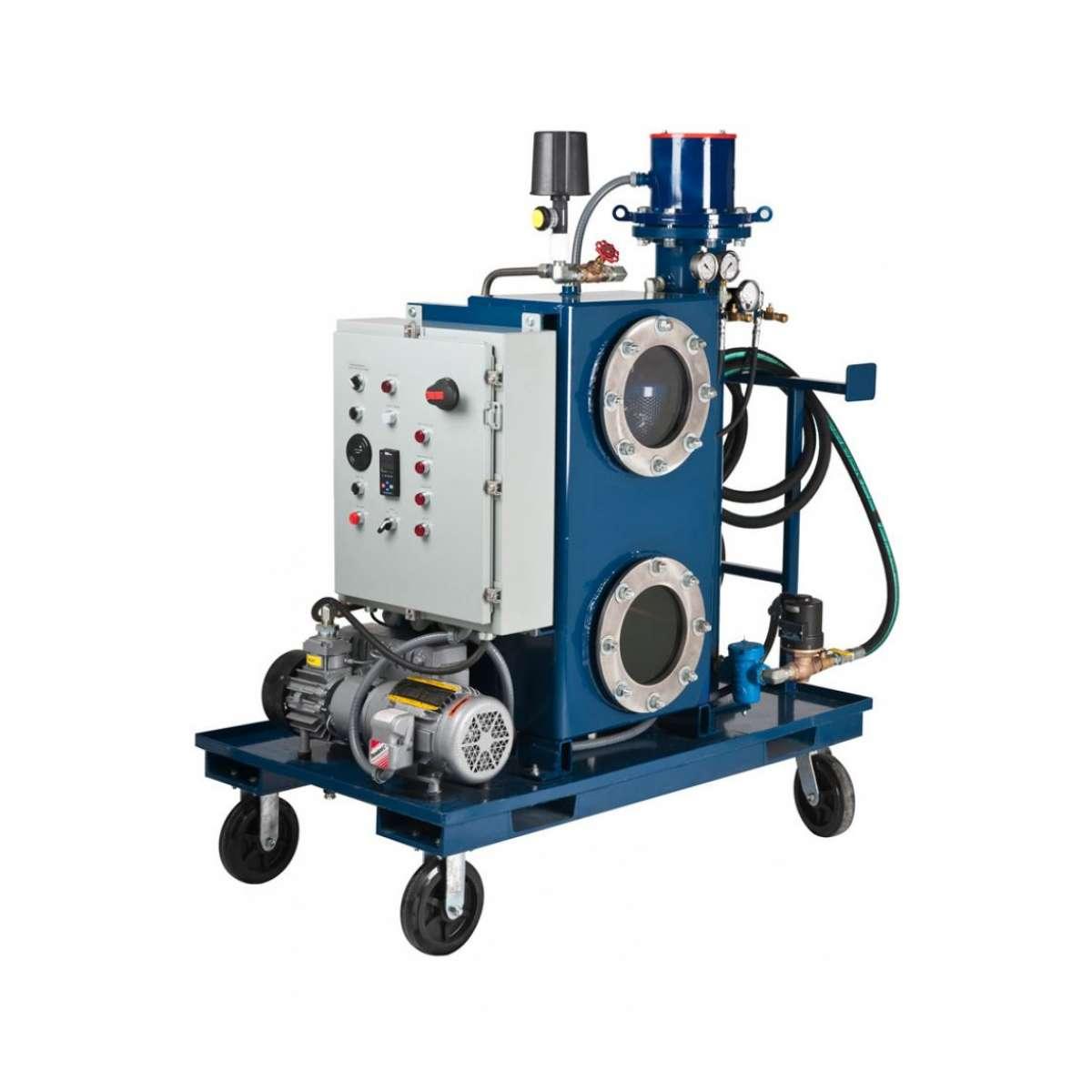 3 GPM VAC Dehydration System