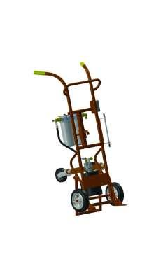 M Series Drum Filter Cart