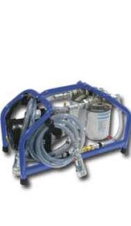 Des-Case Custom Drum Topper - Blue
