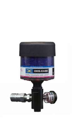 Des-Case Custom Gearbox Adapter - Black
