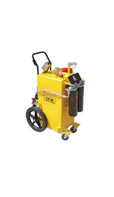 D Series 4 Wheel T-3 Tote (with immersion heater)