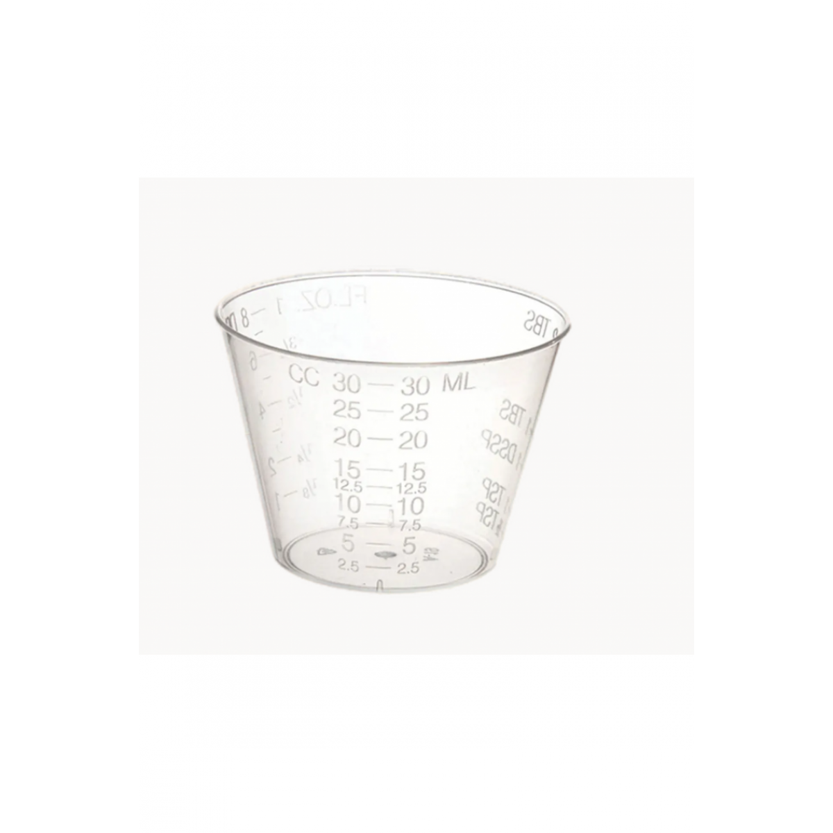 1oz Test Cup (case of 5000)