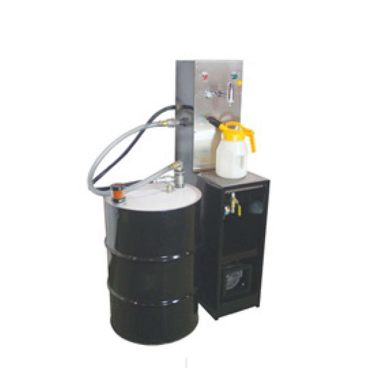 110V 55 Gallon Drum Work Station