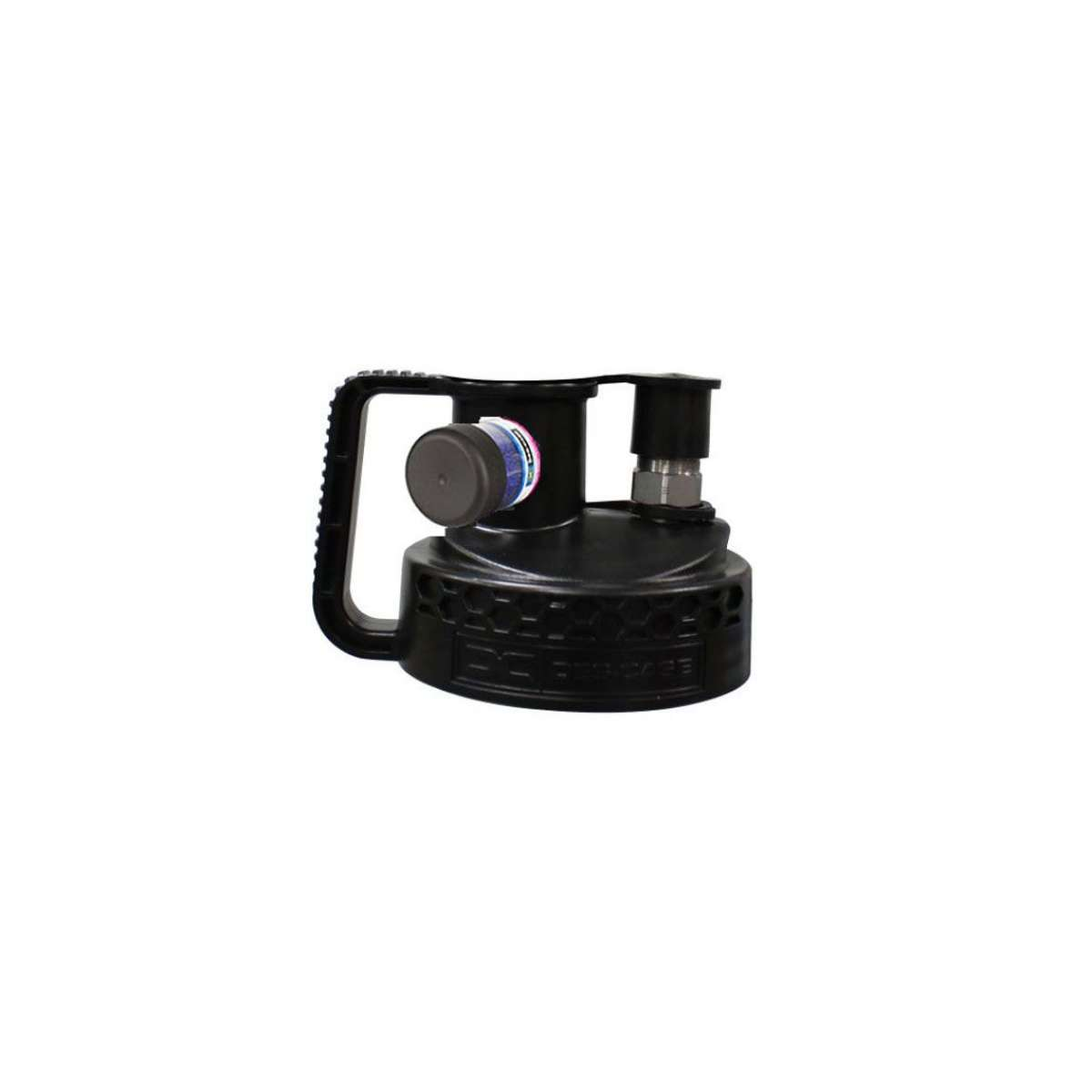 """IsoLink Pump Lid with 3/4"""" ISO B Plug & BB Breather"""
