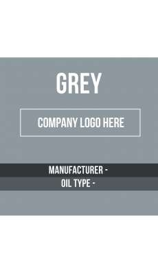Content Label 8x8 - Grey