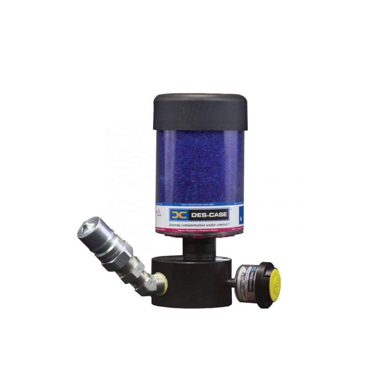 Custom Hydraulic Adapter - Black