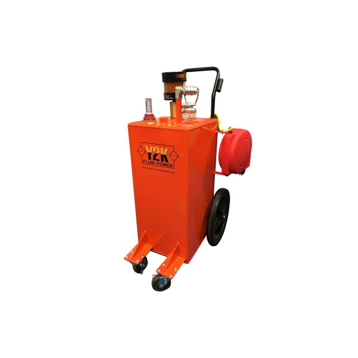 D Series 4 Wheel T-3 Tote