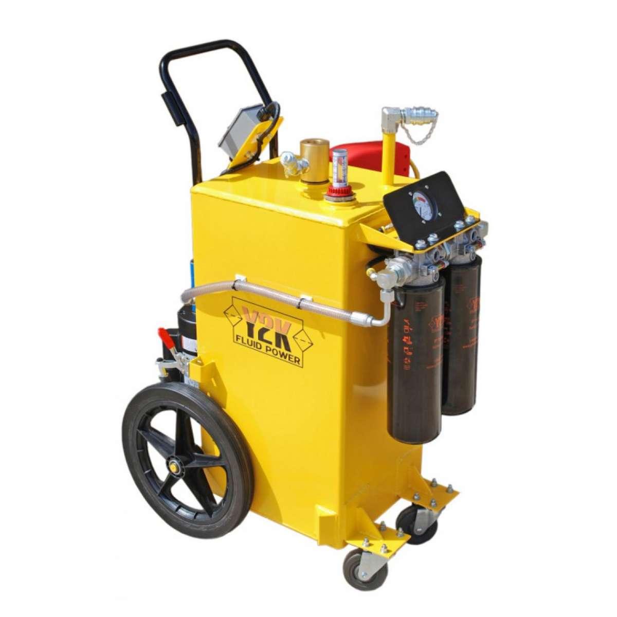 Lubrigard 30 Gallon Tote, 1HP, 1GPM, SPCL