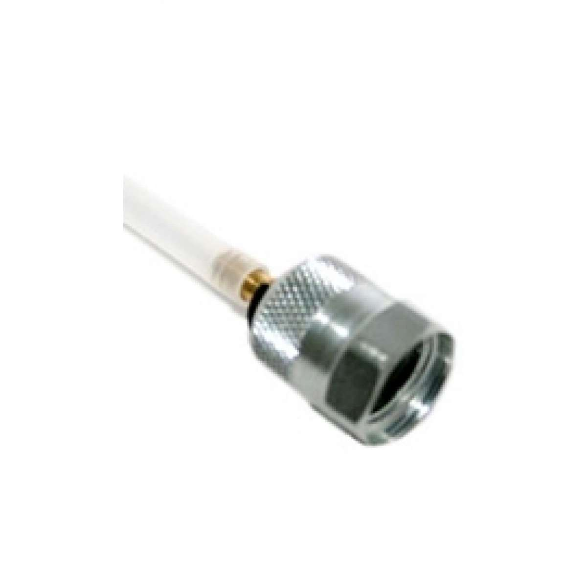 "M Series M16x2 Probe Adapter with Barb for 1/4"" OD Disposable Tubing"
