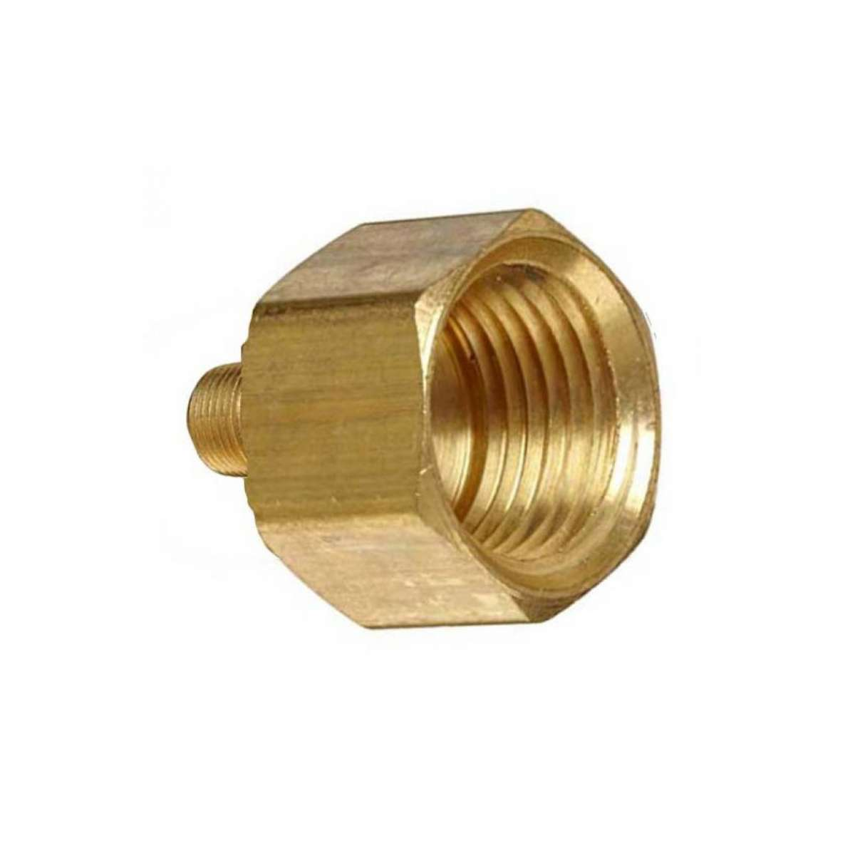 "Easylube Fitting 1/2"" (F) x 8mm (M) STRAIGHT"