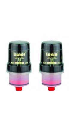 Easylube ELITE STARTER KIT 150ML REMOTE MOUNT (2x EASYLUBES)