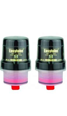 Easylube ELITE STARTER KIT 250ML REMOTE MOUNT (2x EASYLUBES)
