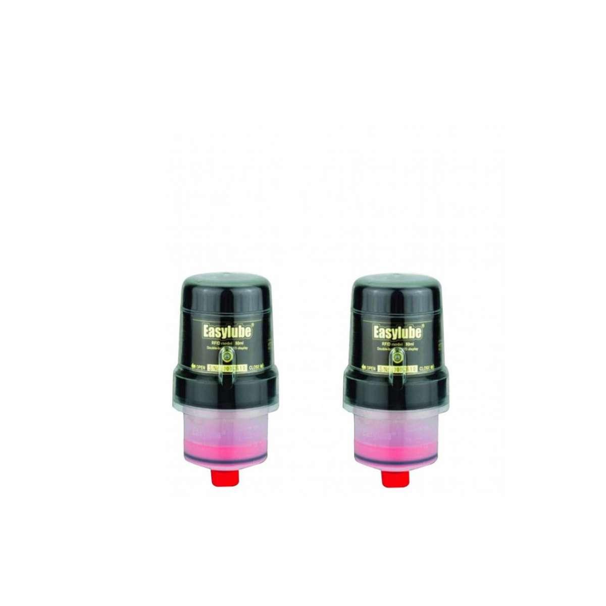 Easylube RFID STARTER KIT 60ML REMOTE MOUNT (2x EASYLUBES)